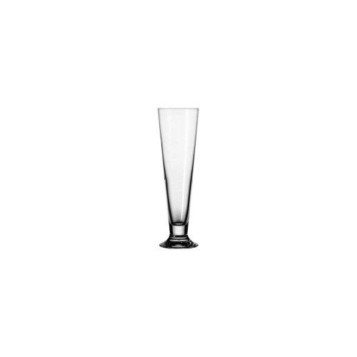 Footed Pilsner Beer Glass - 7