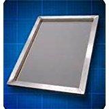 "2 Pack 180 Aluminum Frame 20""X 24"" X 1 3/8 Square tubing Mesh White"