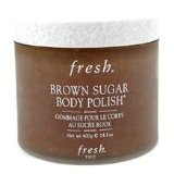 [Fresh Brown Sugar Body Polish 400g/14.1oz] (Polish Sugar)