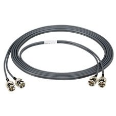 High-Speed DS-3 Coax Cable, BNC-BNC, 50-ft. (15.2-m) -2pack ()