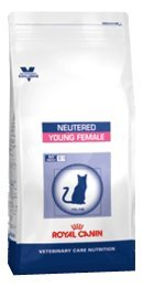 Royal Canin Vet Care Nutrition Feline Neutered Young Female 3.5 Kg