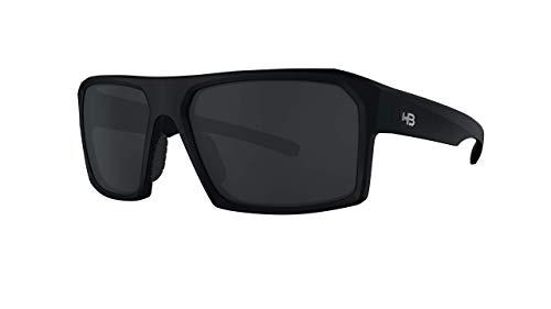 Óculos de Sol HB Split Carvin Matte Black Gray