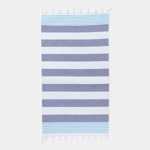 Textil Tarragó Toalla de Playa fouta hamman, 100% algodón ...