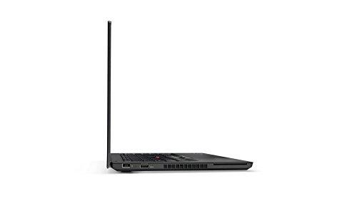 """Lenovo Thinkpad T470p Laptop - 20J6003KUS (14"""" FHD, Intel Core i7-7820HQ 2.90GHz, 16GB DDR4, NVIDA Geforce 940MX, 512GB SSD, Windows 10 Pro 64)"""