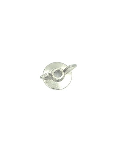- 1/4-20 Washered Wing Nut for Hurricane Panels/Shutters (100)