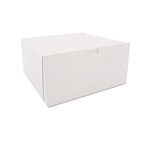 Cake Boxes 12 x 12 x 6 inches (Pack of -