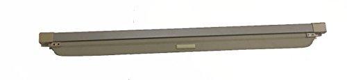 Kaungka Cargo Cover For 2008-2012 Ford Escape Retractable Trunk Shielding Shade Beige