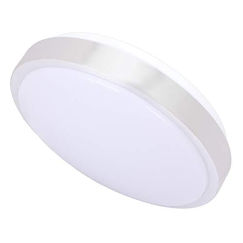 - Drosbey 32W LED Ceiling Light Fixture, 13.6in Flush Mount Light Fixture, Ceiling Lamp for Bedroom, Kitchen, Bathroom, Hallway, 2700 Lumens, 5000K Daylight White, 240W Incandescent Bulbs Equivalent
