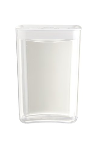 ClickClack Cube Storage Container, 4-1/2- Quart (Click Clack Canister)