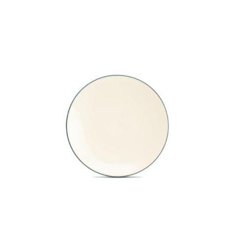 Noritake 6-1/4-Inch Colorwave Plate, Mini, Turquoise Blue
