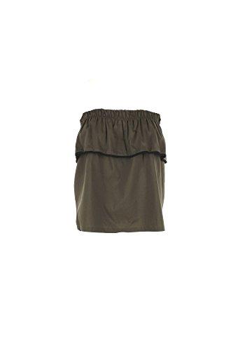 5RUE T-Shirt Donna S Verde D4217 Primavera Estate 2017