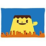 Giga Pudding Custom Personalized Zippered Rectangle Throw Cu