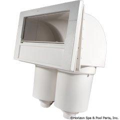 Waterway Plastics 510-6600 Front Access Skim Filter, 100 sq. ft. Complete