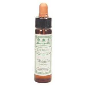 (6 PACK) - Dr Bach - Mimulus Bach Flower Remedy | 10ml | 6 PACK BUNDLE