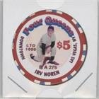 Irv Noren #/1,000 (Baseball Card) 1996 Four Queens $5 Casino Chips - [Base] #IRNO from Four Queens $5 Casino Chips