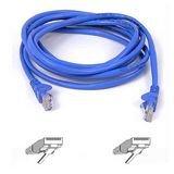 Cat5e Components Snagless Belkin Ethernet (Belkin 15ft Blue Fast CAT5E Patch Cord Snagless -)