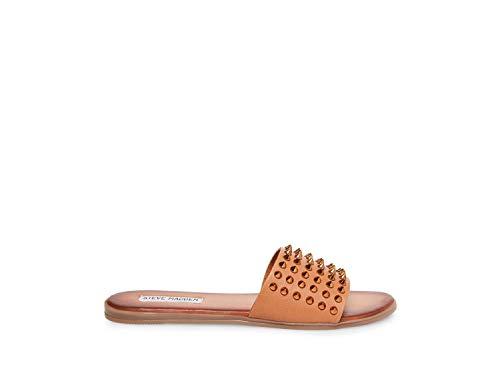 Steve Madden Women's Farryn Cognac Sandal 8.5 US (Steve Madden Sandals)