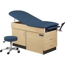 CLINTON FAMILY PRACTICE EXAM TABLE, - Table Exam Family Practice