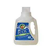 Earth Friendly Products Ecos Laundry Liquid, Lemongrass 50 fl. oz. (a)