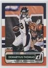Demaryius Thomas #/351 (Football Card) 2015 Panini Donruss - [Base] - Stat Line Career #69
