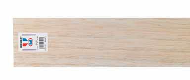 Midwest Products Balsawood Sheet 1/16 '' T X 4 '' W X 36 '' L Balsawood by Midwest Products Co.