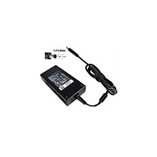 19.5V 9.23A 180W Watt AC Adapter Charger Compatible DA180PM111,FA180PM111 ADP-180MB B for Dell Alienware 15 R1 R2 Dell Precision 7510 M4600 M4700 M4800 74X5J JVF3V Power Adapter Power Cord PA Charger