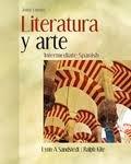 Literatura y arte: Intermediate Spanish 10th (tenth) edition
