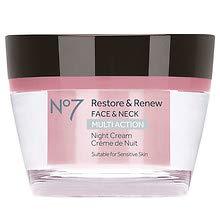 No7 Restore Renew Multi Action Night Cream1.69 oz 1 pack