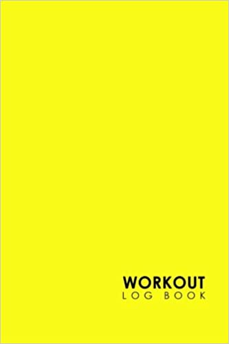 workout log book bodybuilding workout tracker tracking exercise