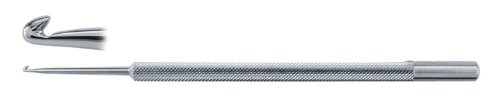 Miltex 10408 Crochet Phlebectomy Hook, Style 4, 2.15 mm Width, 15.2 cm Length by Miltex