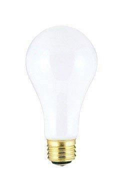 (Westinghouse 3 Way Light Bulb White 100 W 1225 Lumens Med Base 5-1/4 In. 3000 K Sleeved)