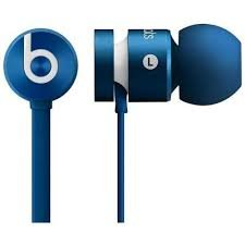 OnlinemartUS - Beats by Dr.Dre UrBeats Noise Isolation Wired In-Ear Headphones - Blue