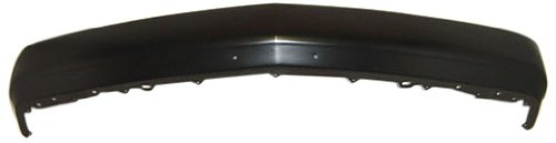OE Replacement Chevrolet/GMC Front Bumper Face Bar (Partslink Number GM1002168) 1994 Chevrolet Blazer Bumper