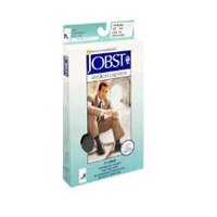 Jobst Firm Support Over-The-Calf Dress Socks Black, Small each by Jobst (Pack of 3) by Jobst