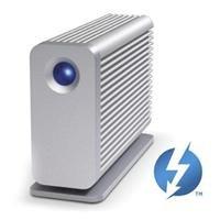 LaCie 1TB Thunderbolt Little Big Disk -