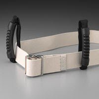2342802 Handle Gait Belt Posey Add-On 1/Pr sold as Pair Pt# 6558 by J.T. Posey Company
