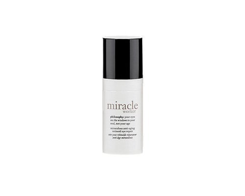 Philosophy Miracle Worker Miraculous Anti-aging Retinoid Eye Repair Cream - 0.25 Fl Oz / 7ml (Half Size)