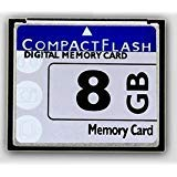 (8GB (CF) Card High Speed 133X Compact Flash Digital Industrial-Grade Memory)