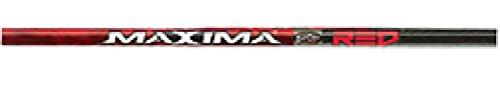 CARBON EXPRESS MAXIMA RED MATHEWS 350 SHAFTS 12 PK