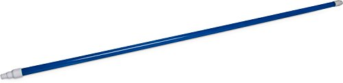 Carlisle 4022514 Sparta Commercial Fiberglass Handle with Self-Locking Flex-Tip, 60-Inch, Blue by Carlisle