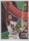 Scottie Pippen (Basketball Card) 1996 Skybox USA Basketball - [Base] #35