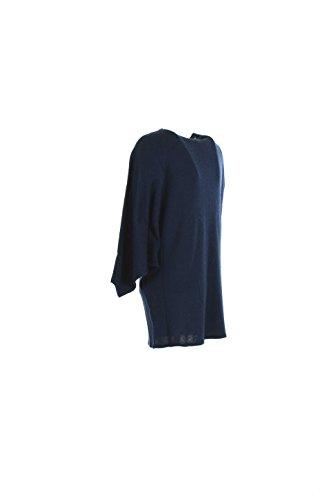Cardigan Donna Anonyme XS Blu R56fk105 Autunno Inverno 2016/17