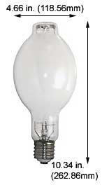 HID Light Bulbs M400W/C/U/4K Mogul (Case of 6)