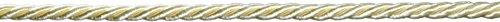"""Decorative Trimmings 09115-8-010Y-029 Twist Cord Trim 1/4"""" x 10 yd Ivory"""
