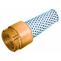 (Low Lead Bronze Foot Valve - 1 Each)