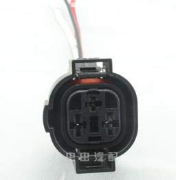 KESOTO Engine 2 Pin Radiator Coolant Fan Thermostat Temperature Switch Kir Compatible with 250cc 4 Wheeler Scooter ATV