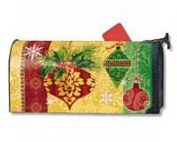 Magnet Works MAIL02761 Victorian Ornaments MailWrap
