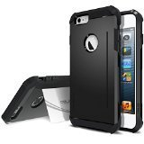 Best Obliq Iphone 6 Case For Protections - iPhone 6 Case, Obliq [SkyLine Pro][Black] Heavy Duty Review