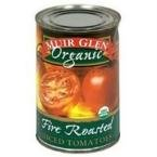 - Muir Glen Organic Diced Fire Roasted Tomato No Salt (12x14.5 OZ)