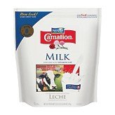 nation Instant Nonfat Dry Milk, 25.6 OZ (Pack of 12) ()